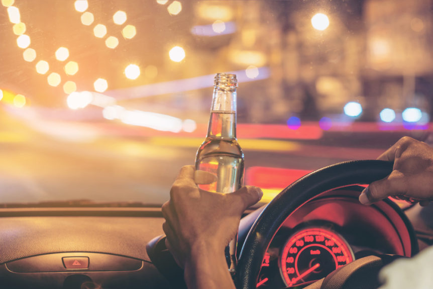 How To Spot a Drunk Driver On the Road Green Law Firm Brownsville