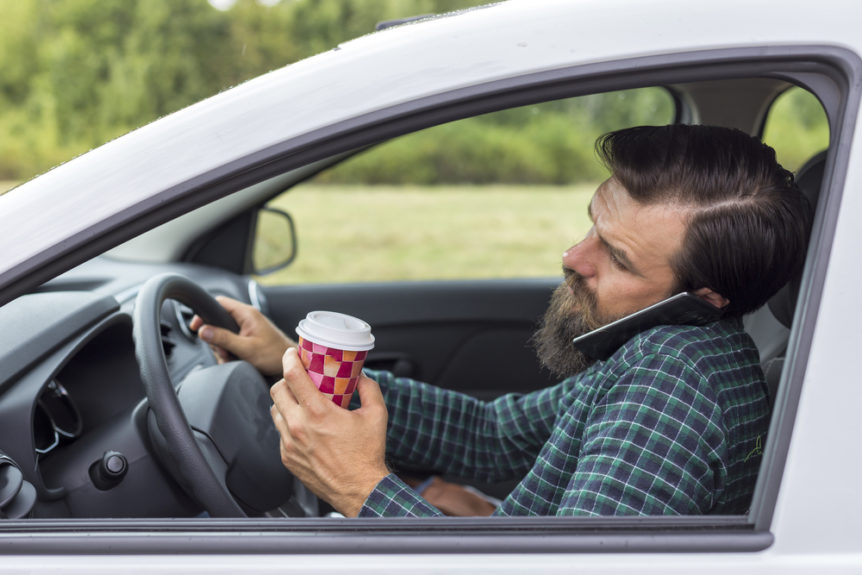 Distracted Driving Laws in Texas | Green Law Firm Brownsville
