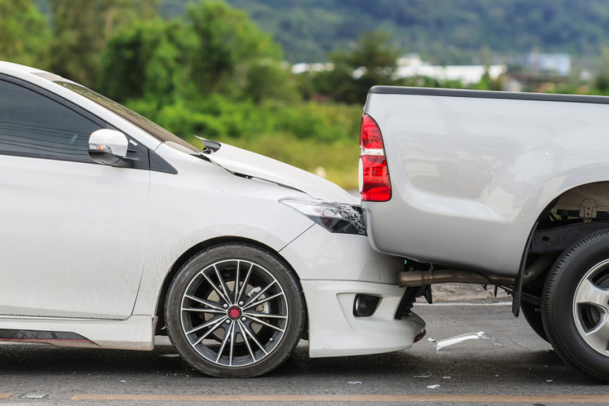 What to Do After A Rear-End Collision? - The Green Law Firm