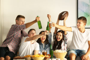 The Dangers of Super Bowl Sunday - The Green Law Firm