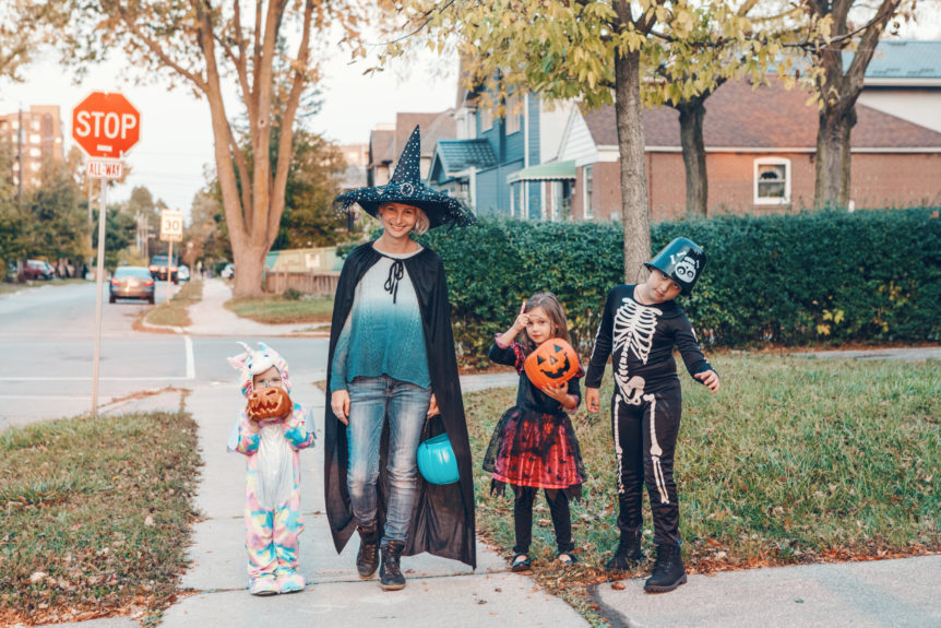 Avoiding Halloween Pedestrian Accidents - The Green Law Firm