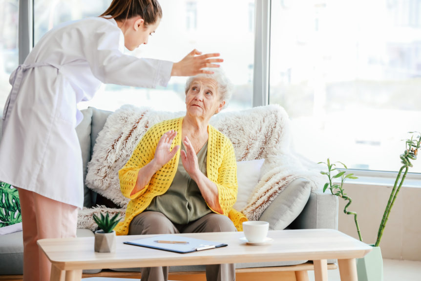 The Issue of Nursing Home Abuse - The Green Law