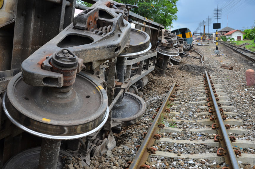 Understanding Train Accidents - The Green Law Firm